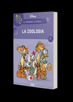 La Grande Scienza Disney n.10 - Paperina e la zoologia