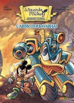 Topolino Fuoriserie 5V : Wizards of Mickey - L'Abisso di Kravarhas