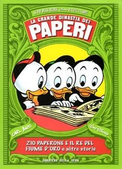 Zio Paperone e il re del fiume d'oro e altre storie (1958)