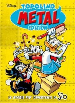 Disney Grandi Autori n. 93 - Metal Edition n. 3 - Sio