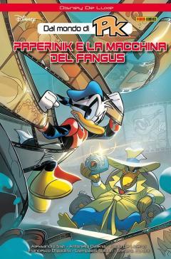 Disney Deluxe 31 - Dal Mondo di Pk - La macchina del Fangus