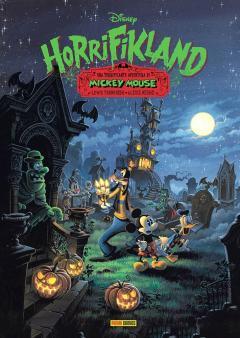 Disney Collection n. 3 - Horrifikland di Alexis Nesme e Lewis Trondheim