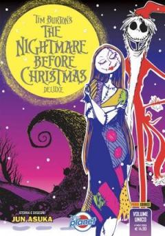 The Nightmare Before Christmas Deluxe di Jun Asuka (cartonato)