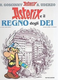 Il volume di Asterix