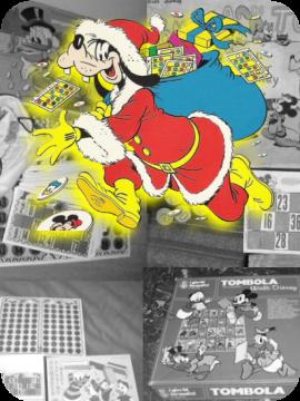La tombola Disney