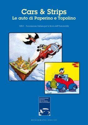 Le auto di Paperino e Topolino