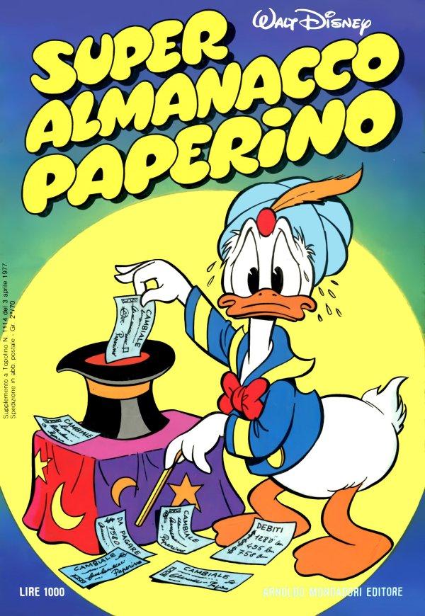 Super Almanacco Paperino #2