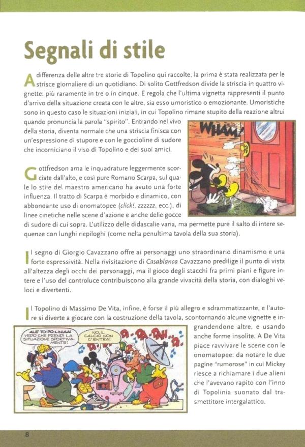 Una delle pagine introduttive