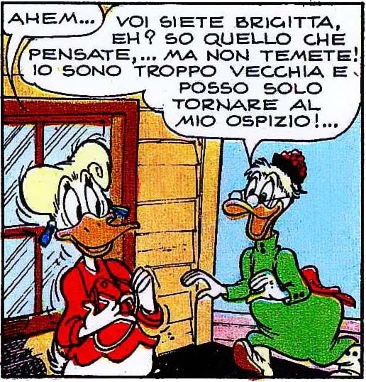 Brigitta e Doretta