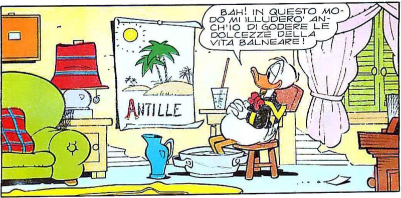 Le vacanze in cartolina