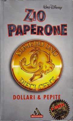 Zio Paperone Dollari & Pepite