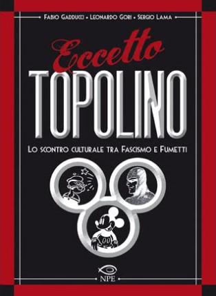 Copertina di Eccetto Topolino