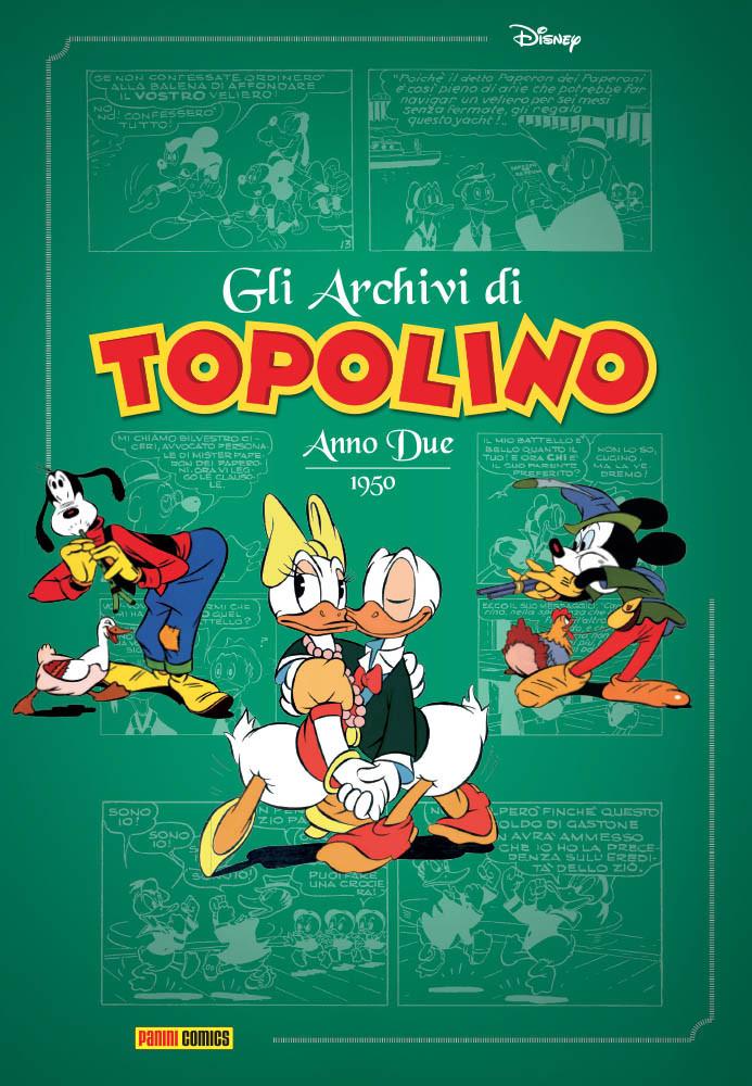 Gli Archivi di Topolino – Anno Due 1950