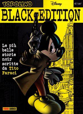 Topolino Black Edition, il volume capostipite delle Special Edition