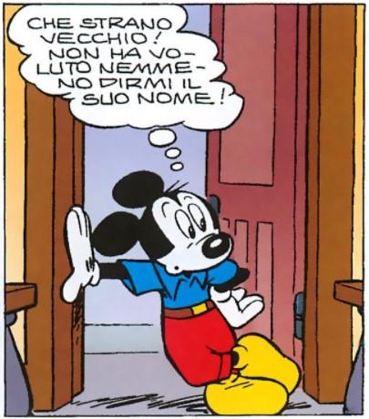 Topolino e il mistero di Tapioco Sesto