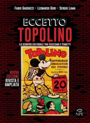 La copertina di Eccetto Topolino