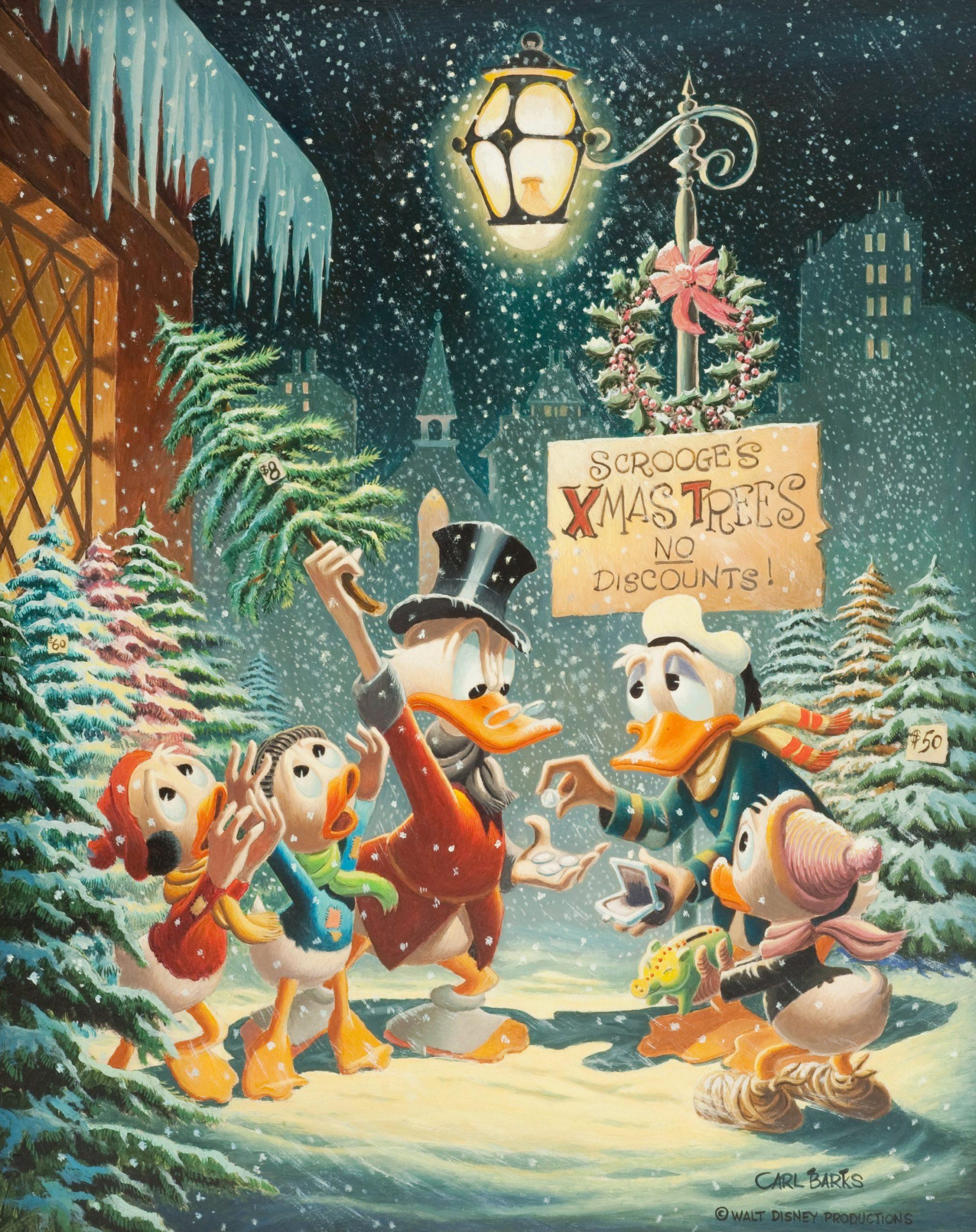 Il primo soggetto natalizio: Christmas Composition (1972)