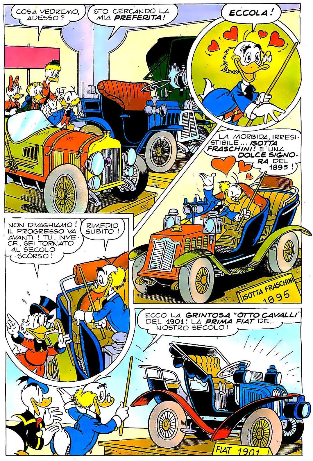 Amore per le auto d'epoca e per la sperimentazione della griglia
