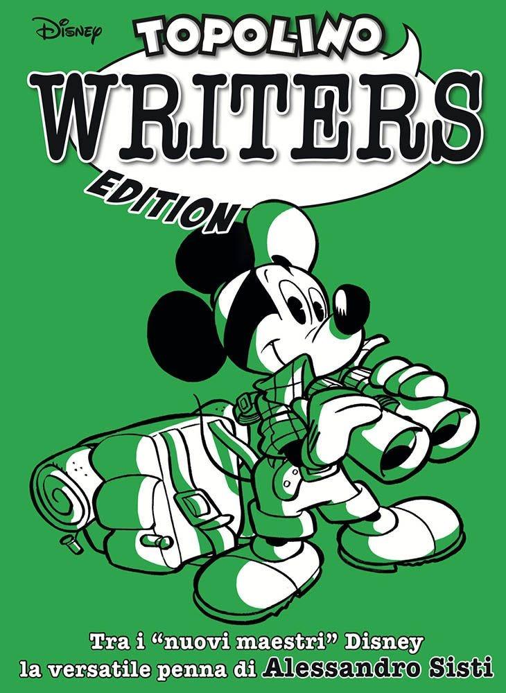 Grandi Autori 90 – Topolino Writers Edition: Alessandro Sisti
