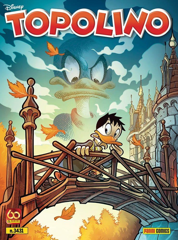Topolino 3431 - La copertina