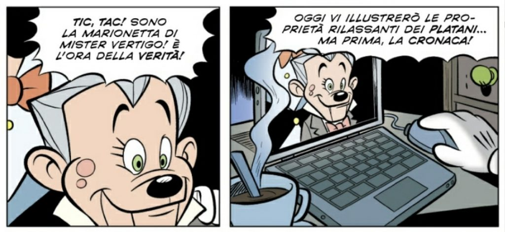 Il mistero di Mr. Vertigo