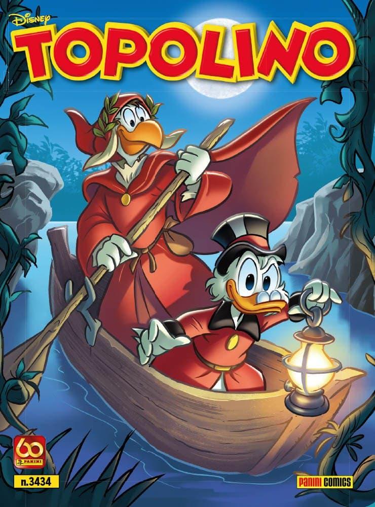 Topolino 3434 - La copertina