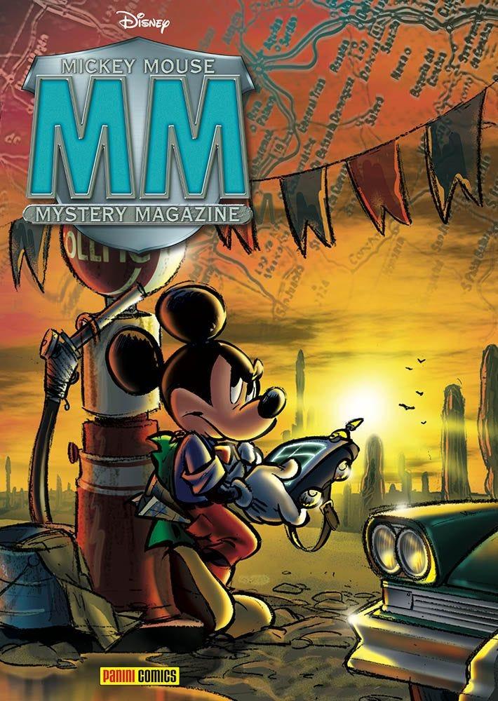 Mickey Mouse Mystery Magazine 2 – Estrelita / Lost & Found